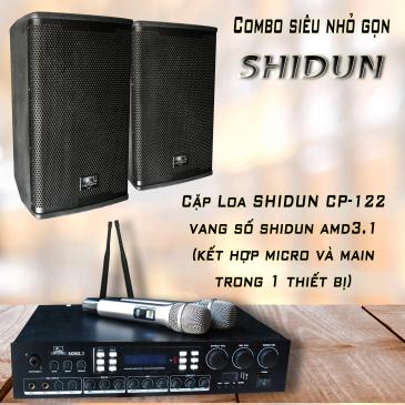 Combo Dàn Karaoke Gia Đình SHIDUN