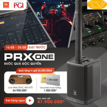 LOA JBL PRX ONE